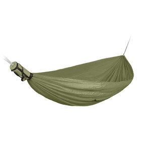 Sea to Summit Pro Hangmat Set Double-High, olive